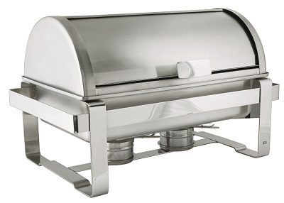 Chafing Dish mit Rolldeckel
